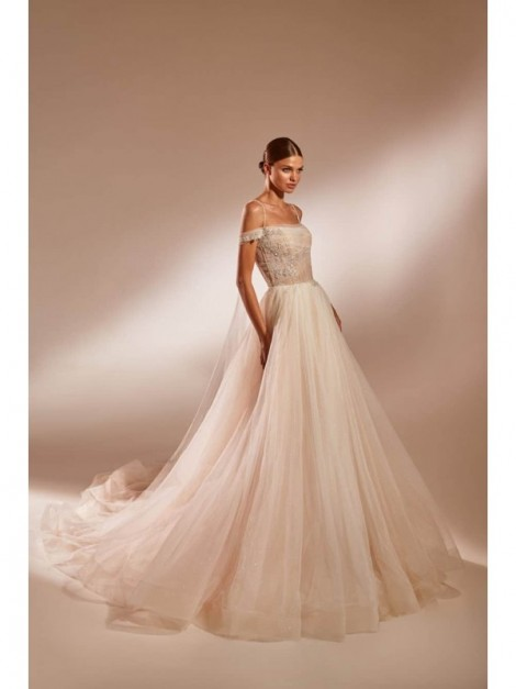 Illiana - In The Name of Love - abito da sposa collezione 2020 2021 - Milla Nova