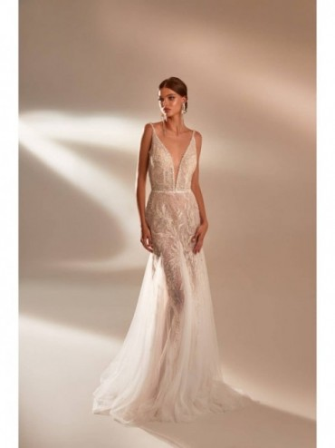 Greta - In The Name of Love - abito da sposa collezione 2020 2021 - Milla Nova