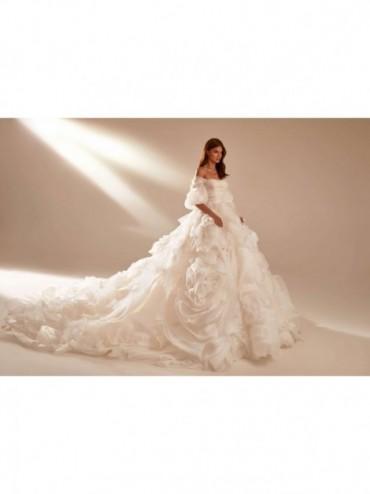 Florina - In The Name of Love - abito da sposa collezione 2020 2021 - Milla Nova