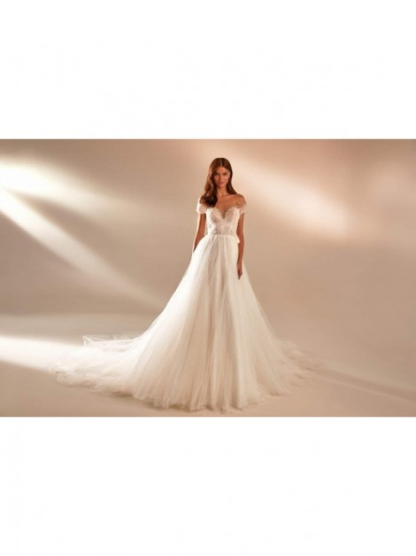 Elsa - In The Name of Love - abito da sposa collezione 2020 2021 - Milla Nova