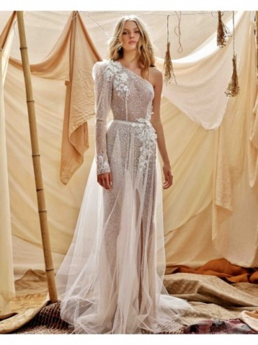 abito da sposa Gia - collezione 2021 - MUSE by BERTAabito da sposa Gia