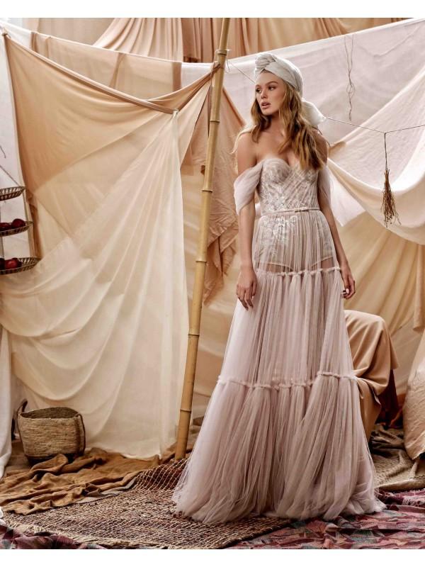 abito da sposa Gigi - collezione 2021 - MUSE by BERTAabito da sposa Gigi