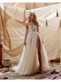 abito da sposa Gemma - collezione 2021 - MUSE by BERTAabito da sposa Gemma