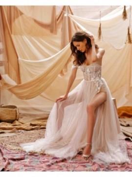 Gina - abito da sposa collezione 2021 - MUSE by BERTA