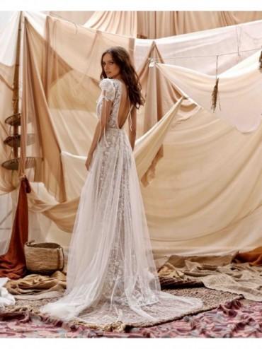 abito da sposa Grmaine - collezione 2021 - MUSE by BERTAabito da sposa Grmaine