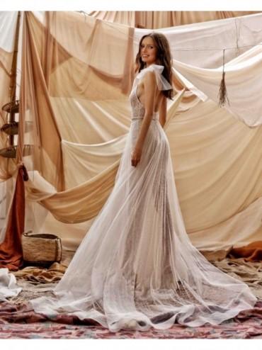 abito da sposa Georgia - collezione 2021 - MUSE by BERTAabito da sposa Georgia