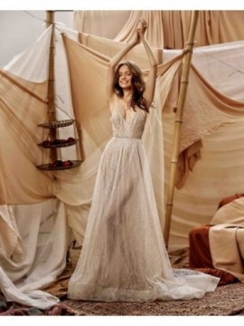 Giulietta - abito da sposa collezione 2021 - MUSE by BERTA