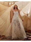 abito da sposa Gabriela - collezione 2021 - MUSE by BERTAabito da sposa Gabriela