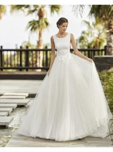 Zela - abito da sposa collezione 2021 - Adriana Alier