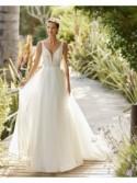 Zelany - abito da sposa collezione 2021 - Adriana Alier