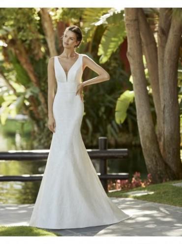 Zubin - abito da sposa collezione 2021 - Adriana Alier
