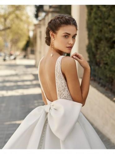 Alma - abito da sposa collezione 2021 - Aire Atelier