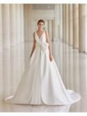 Ubal - abito da sposa collezione 2021 - Aire Atelier