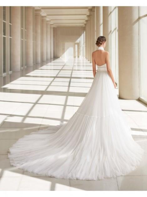 Uday - abito da sposa collezione 2021 - Aire Atelier