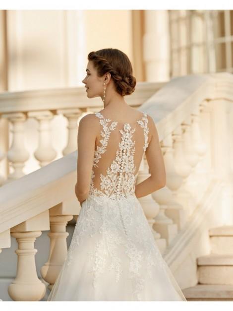Iratxe - abito da sposa collezione 2021 - Aire Barcelona