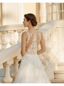 Iratxe - abito da sposa collezione 2020 - Aire Barcelona