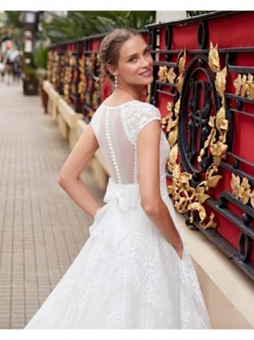 Irvin - abito da sposa collezione 2021 - Aire Barcelona