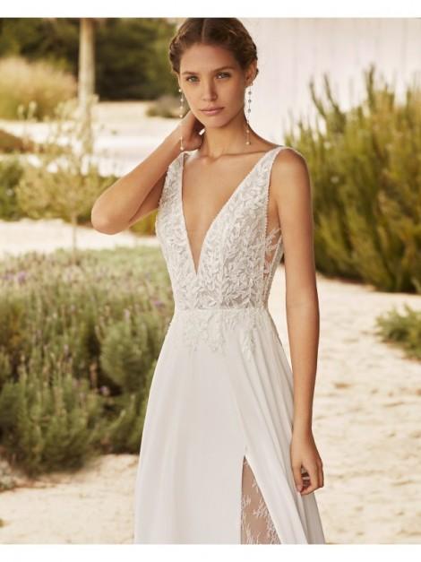 Vany - abito da sposa collezione 2021 - Aire Beach