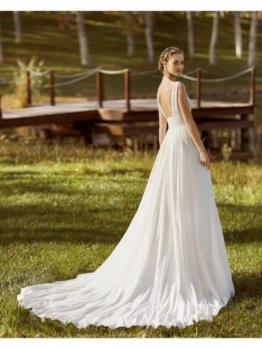 Kayla - abito da sposa collezione 2021 - Aire Boho
