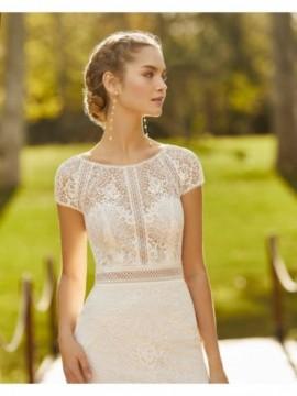 Kristen - abito da sposa collezione 2020 - Aire Boho