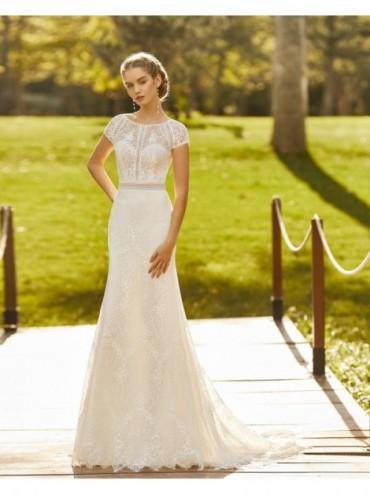 Kristen - abito da sposa collezione 2021 - Aire Boho