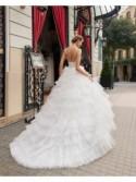 Iranzu - abito da sposa collezione 2021 - Aire Diamond