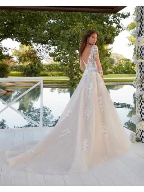 Casit - abito da sposa collezione 2021 - Aire Royale