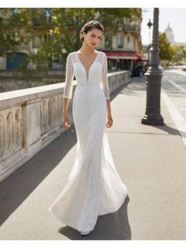 Waskar - abito da sposa collezione 2021 - Alma Novia
