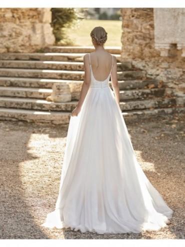 Wilkins - abito da sposa collezione 2021 - Alma Novia