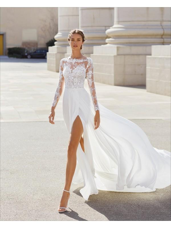 Yael - abito da sposa collezione 2021 - Luna Novias