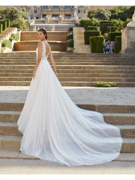 Yerma - abito da sposa collezione 2021 - Luna Novias