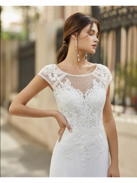 Tarot - abito da sposa collezione 2021 - Rosa Clarà