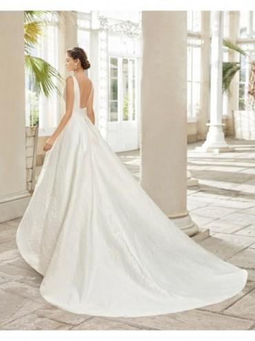 Tazy - abito da sposa collezione 2021 - Rosa Clarà