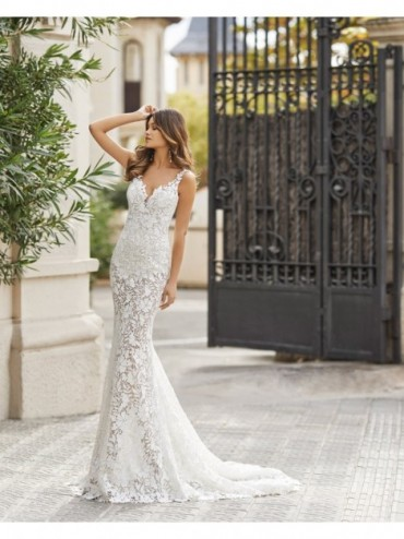 Teana - abito da sposa collezione 2021 - Rosa Clarà