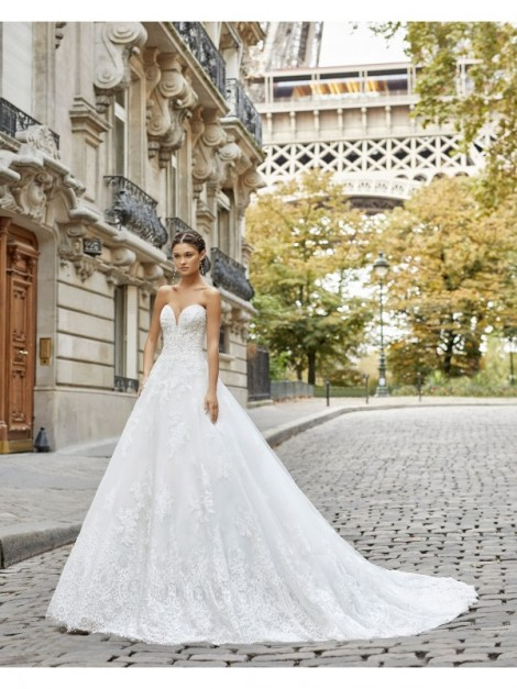 Terseo - abito da sposa collezione 2021 - Rosa Clarà