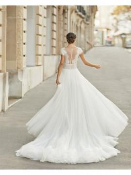 Tesalia - abito da sposa collezione 2020 - Rosa Clarà