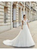 Tesalia - abito da sposa collezione 2021 - Rosa Clarà
