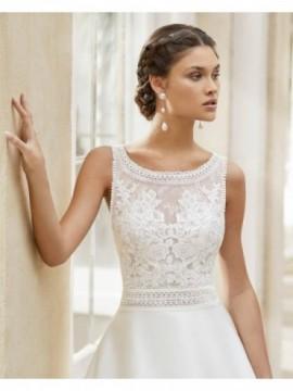 Tiara - abito da sposa collezione 2020 - Rosa Clarà