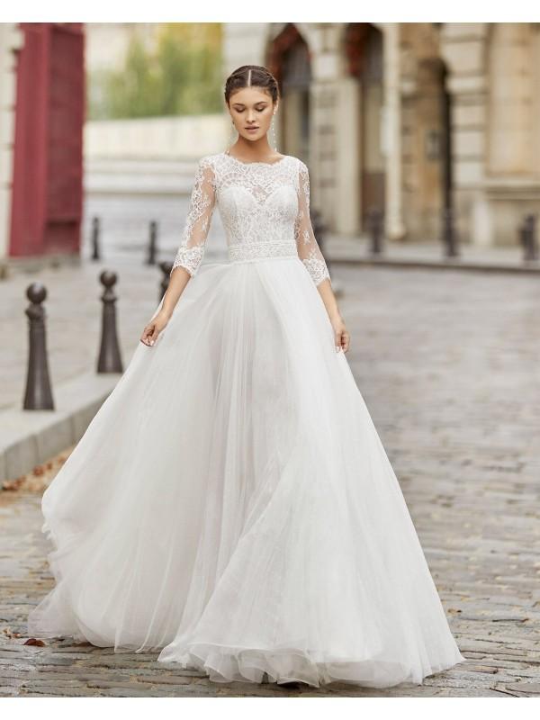 Tifany - abito da sposa collezione 2021 - Rosa Clarà