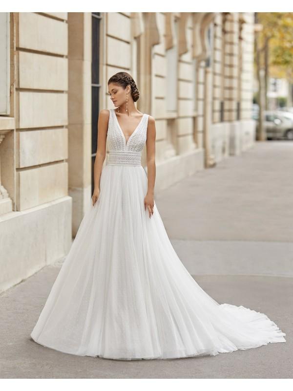 Tinek - abito da sposa collezione 2021 - Rosa Clarà