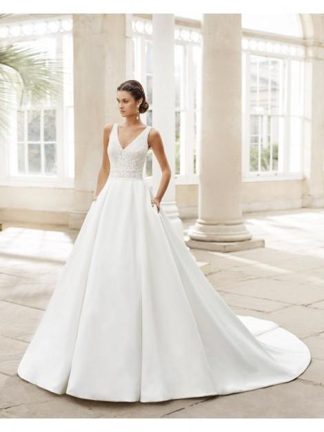 Trensy - abito da sposa collezione 2021 - Rosa Clarà