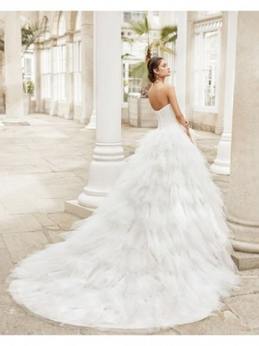 Tully - abito da sposa collezione 2021 - Rosa Clarà