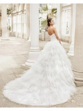 Tully - abito da sposa collezione 2020 - Rosa Clarà