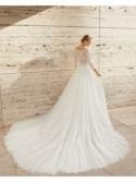 Edna - abito da sposa collezione 2021 - Rosa Clarà Couture