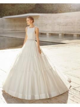 Elisenda - abito da sposa collezione 2020 - Rosa Clarà Couture