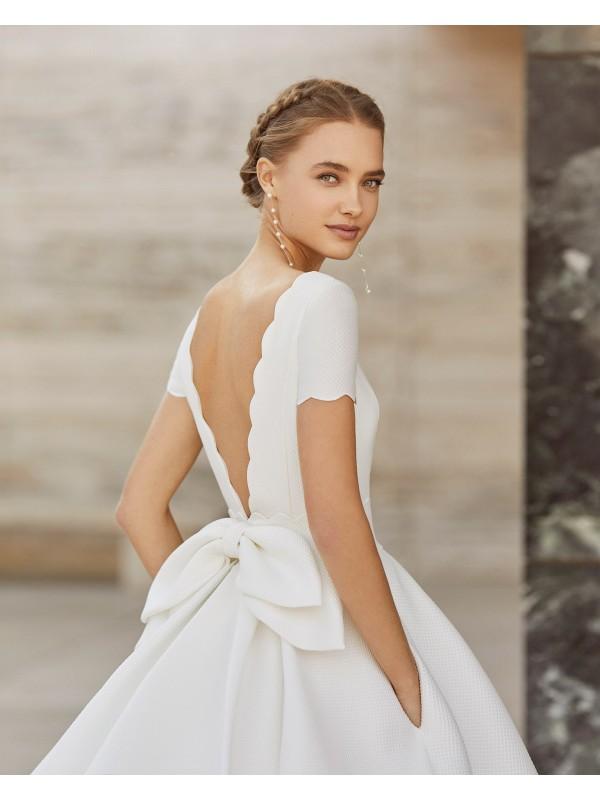 Emery - abito da sposa collezione 2021 - Rosa Clarà Couture