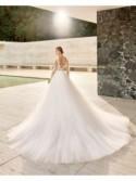 Niher - abito da sposa collezione 2021 - Rosa Clarà Couture