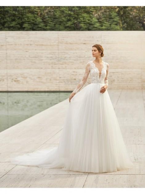 Pergola - abito da sposa collezione 2021 - Rosa Clarà Couture