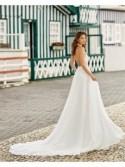 Halina - abito da sposa collezione 2021 - Rosa Clarà Soft