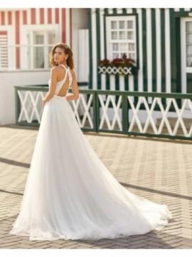 Hanna - abito da sposa collezione 2020 - Rosa Clarà Soft